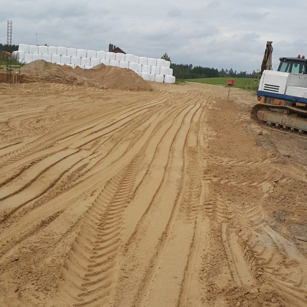 žemės darbai